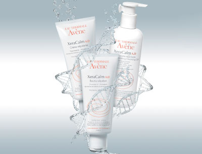 Detergere la pelle atopica